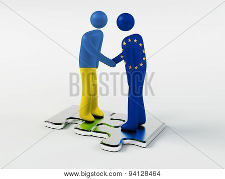 Business Partners Ukraine and European Union