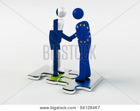 Business Partners Finland and European Union