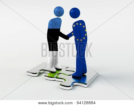 Business Partners Estonia and European Union