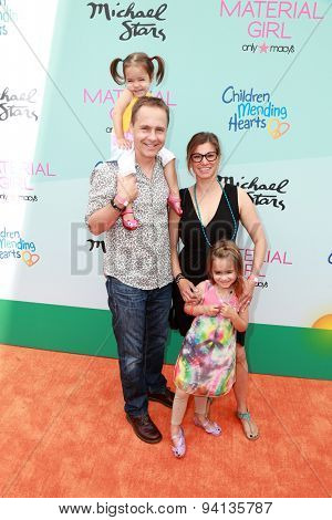 LOS ANGELES - JUN 14:  Chad Lowe at the Children Mending Heart's 7th Annual Empathy Rocks Fundraiser at the Private Location on June 14, 2015 in Malibu, CA