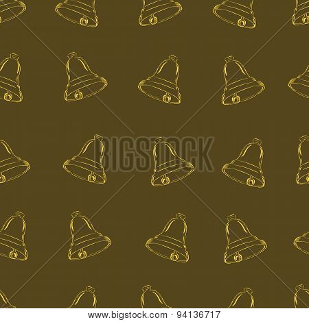 Seamless contour of hand bells