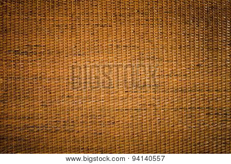 Handicraft Weave Texture Wicker Surface