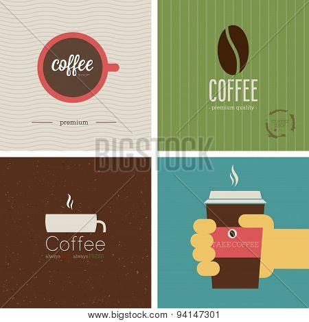 Coffe Shop Set.