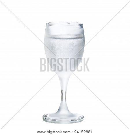 Glass Of Vodka