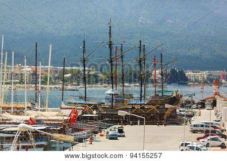 Sail Bay In Kemer