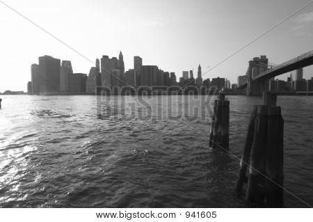 Horizonte de Manhattan, Nueva York