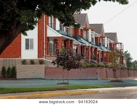 Urban Detroit Housing