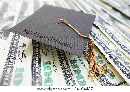 High School Graduate Money