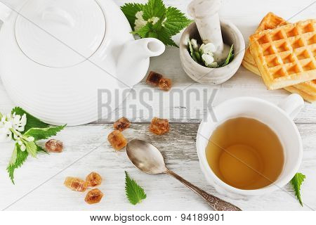 Useful Tea Party
