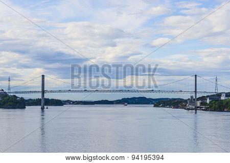 Norwegian Fjords Bridge
