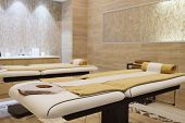 image of cosmetology  - Interior of a cosmetology office - JPG