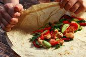 picture of shawarma  - Men - JPG