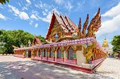 image of worship  - Wat Phra Nang Sang Temple attractions and place of worship in Phuket Province Thailand - JPG