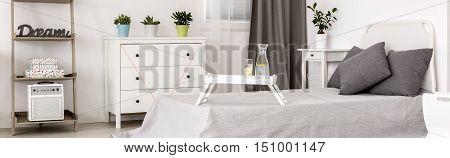 Bright Room In Modern Design