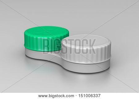 Contact Lens Container