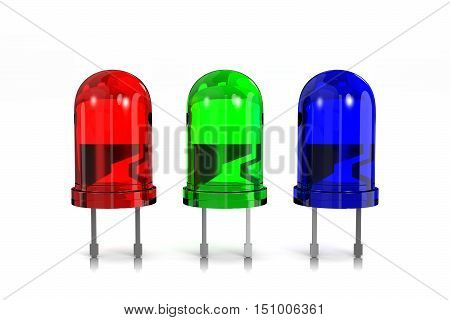 Rgb Led Diodes