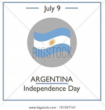 Argentina Independence Day, July 9