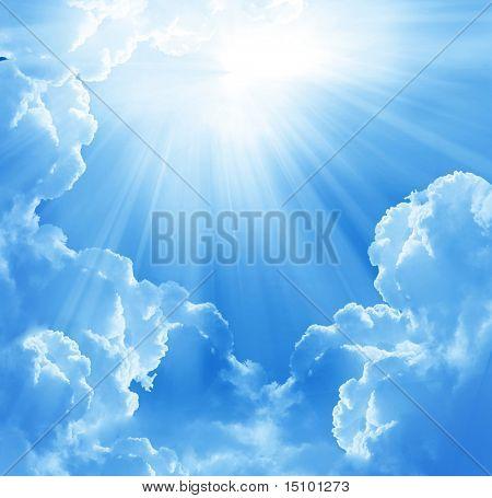 mooie wolken