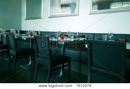 Modern And Stylish Restaurant