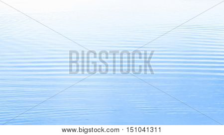 Blurry water ripples abstract background sea surface abstract background.