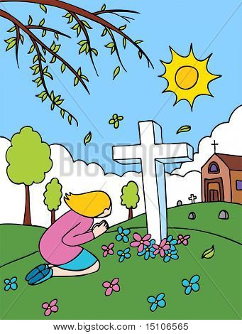 Cemetery Prayer