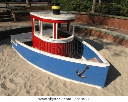 Tugboat Sandbox