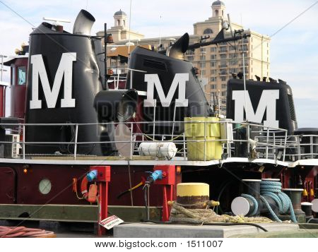 Tugboats 3 Ms