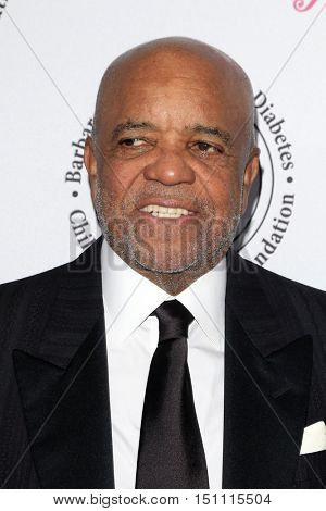 LOS ANGELES - OCT 8:  Berry Gordy at the 2016 Carousel Of Hope Ball at the Beverly Hilton Hotel on October 8, 2016 in Beverly Hills, CA