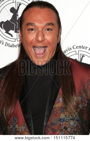 LOS ANGELES - OCT 8:  Nick Chavez at the 2016 Carousel Of Hope Ball at the Beverly Hilton Hotel on October 8, 2016 in Beverly Hills, CA
