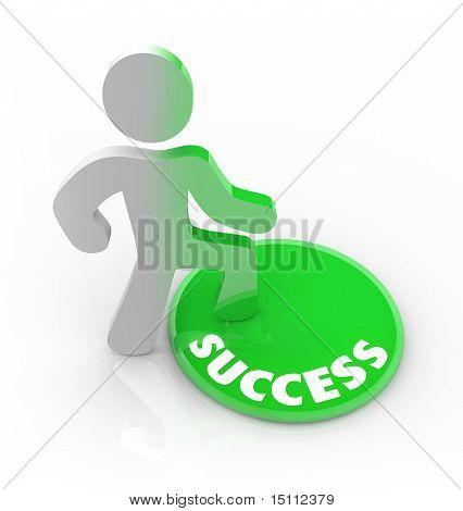 Success Changes A Person