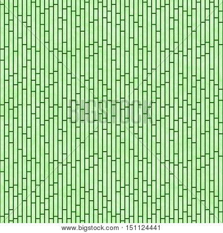 Green Rectangle Slates Tile Pattern Repeat Background that is seamless and repeats