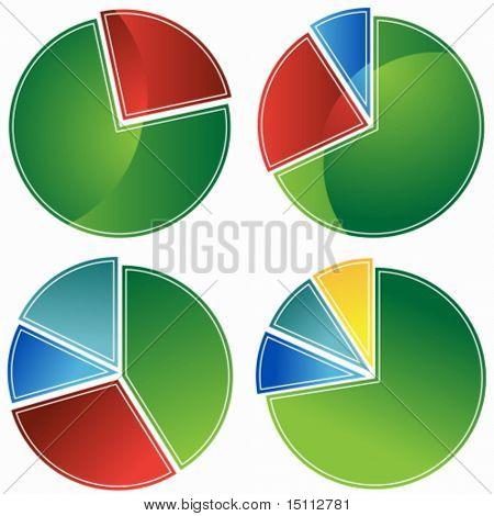 Pie Chart Set