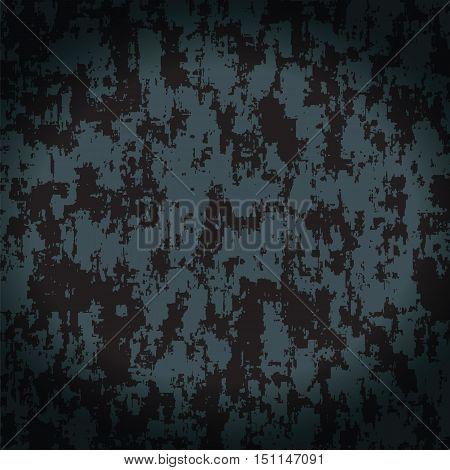 dark grunge rusty vignette background vector design