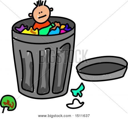 Trash Kid