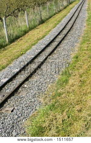 Narrow Guage Railway Track