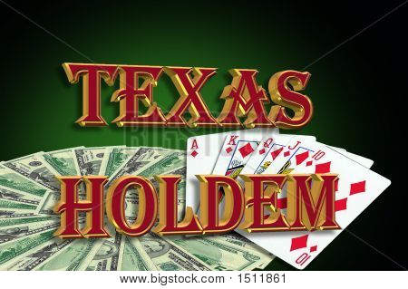 Texas Holdem Green