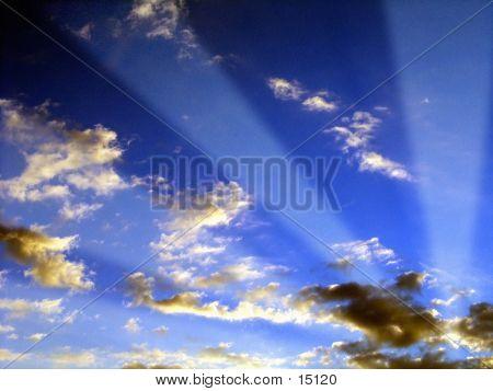 Sun Rays 3