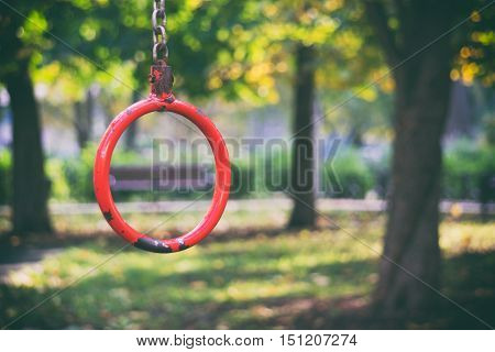 Chain On The Playground, In The Tree Circuit, The Circuit On The Bars