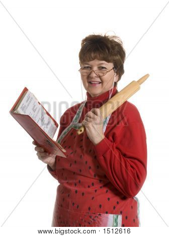 Grandma The Cook