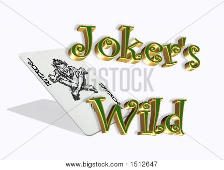 Jokers Wild Poker 1