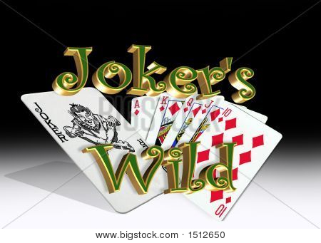 Jokers Wild Poker