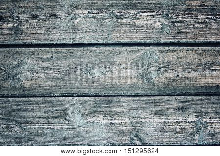Dry Peeling Paind On The Wooden Surface Aged Photo