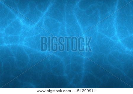 Esoteric blue fantasy luminance horizontal image backdrop