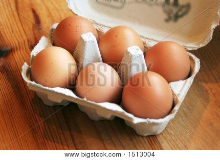 Box Of 6 Eggs 2