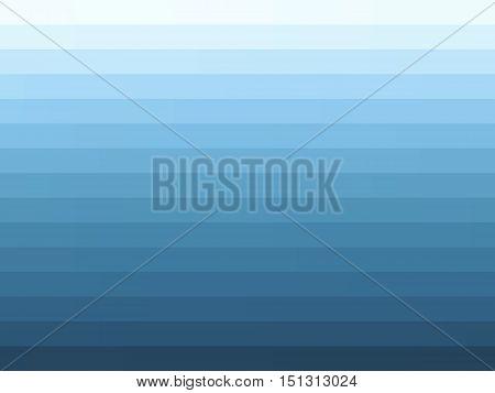 blue degrade background - illustration blue abstract