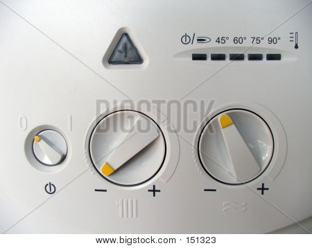 Temperature Gauge Indicator