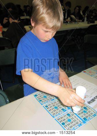 Noite de bingo