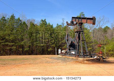 Arkansas Oil Field