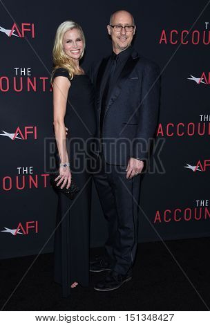 LOS ANGELES - OCT 10:  Brooke Burns and Gavin OConnor arrives to
