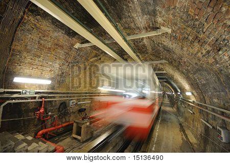Tunnel, Beyoglu, Istanbul - Türkei